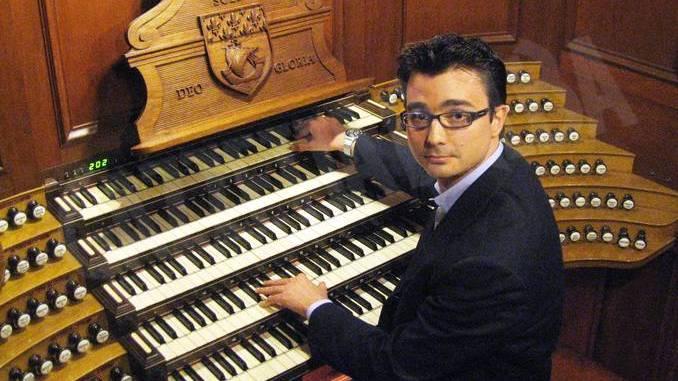 Rassegna organistica internazionale in Cristo Re ad Alba