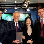 Beppe Ghisolfi e Alberto Rizzo a Class Tv, l'emittente dell'alta finanza