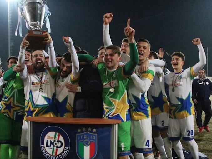 Il Canelli vince la Coppa Italia di eccellenza