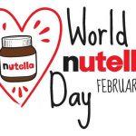 Domani, martedì 5 febbraio è il giorno mondiale della Nutella