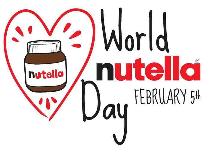 Logo World Nutella Day