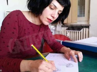 Marjia Markovic e il suo silent book, a La bookeria di Alba martedì 12 febbraio
