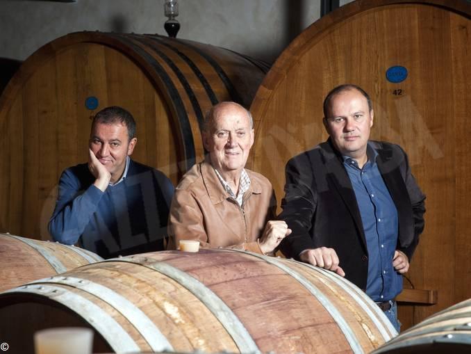 Michele, Alberto, Stefano Chiarlo