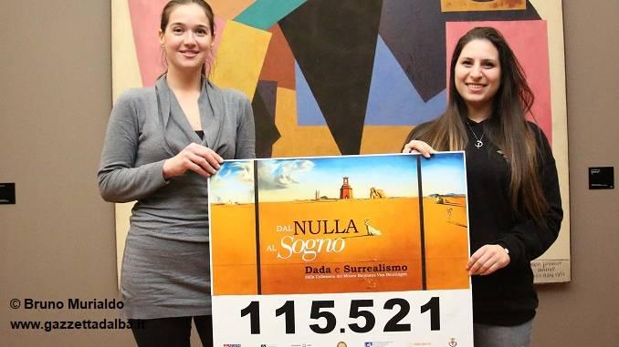 """""""Dal nulla al sogno"""" in Fondazione Ferrero chiude con 115.521 visitatori"""