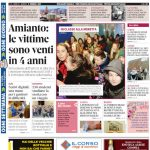 Le notizie principali del numero in edicola il 5 febbraio
