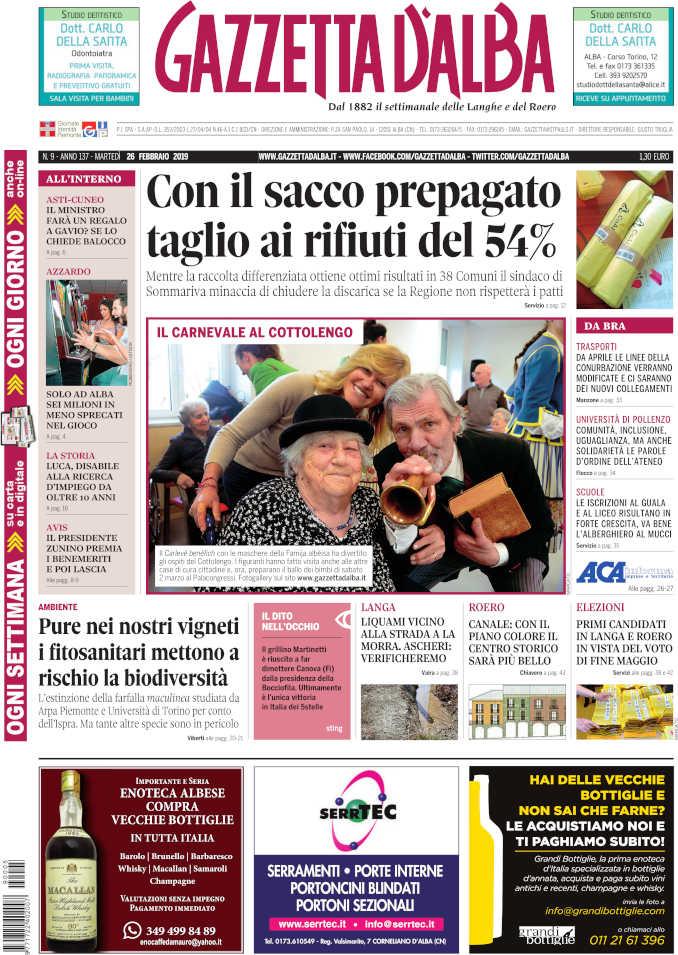 Prima_pagina_Gazzetta_Alba_09-19