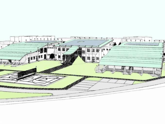 La nuova scuola media di Alba verrà inaugurata il 6 marzo