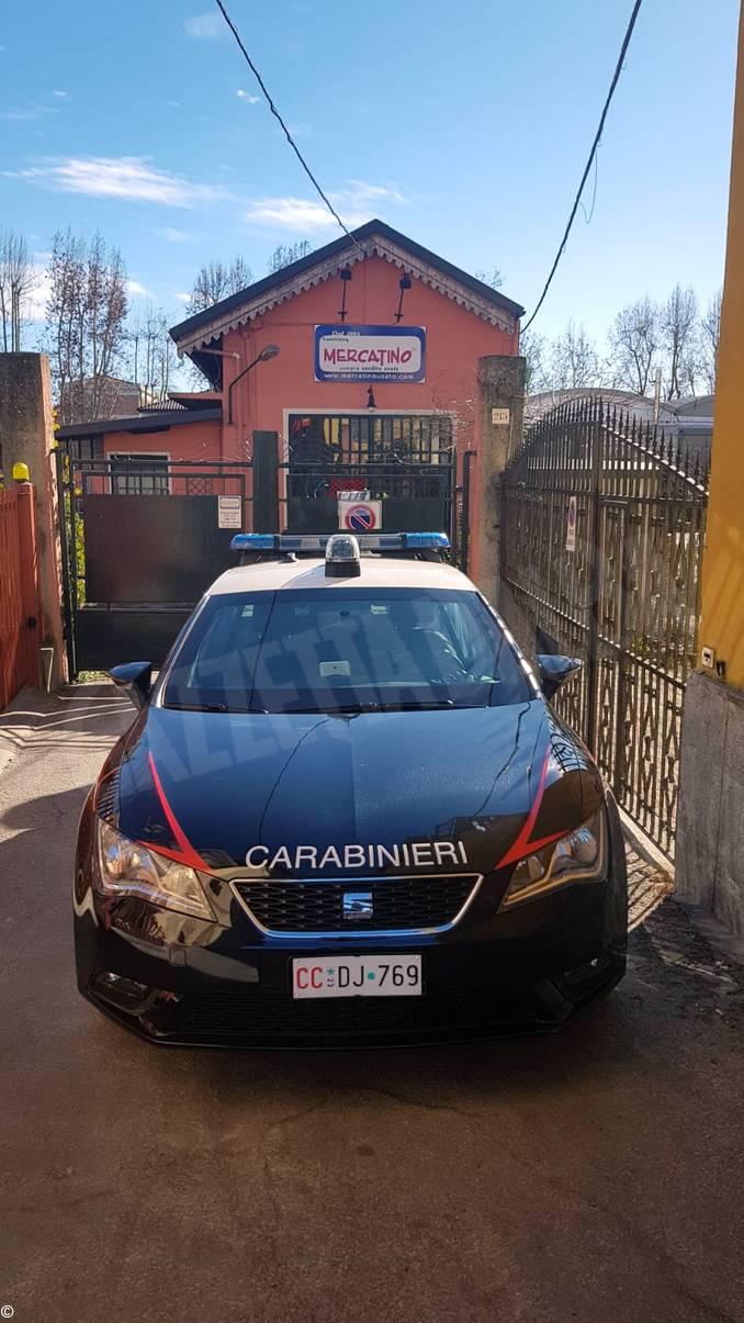 Radiomobile negozio Mercatino Usato