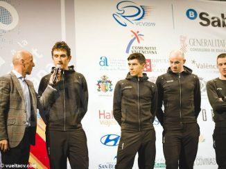 Diego Rosa chiude la Vuelta Valenciana all'undicesimo posto