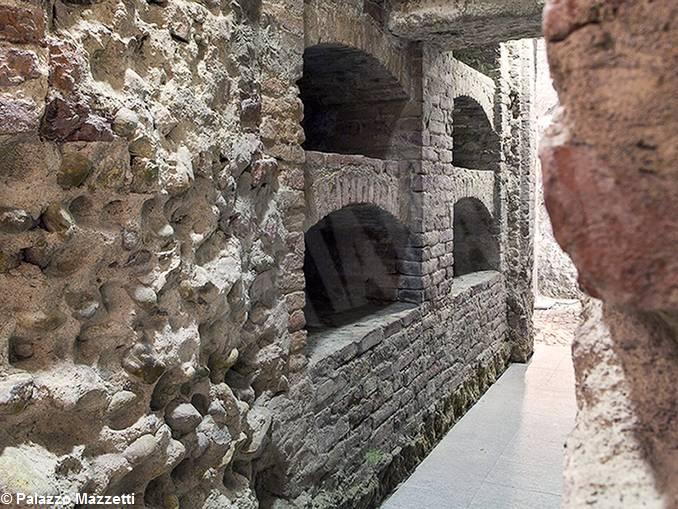 asti palazzo mazzetti arcehologico