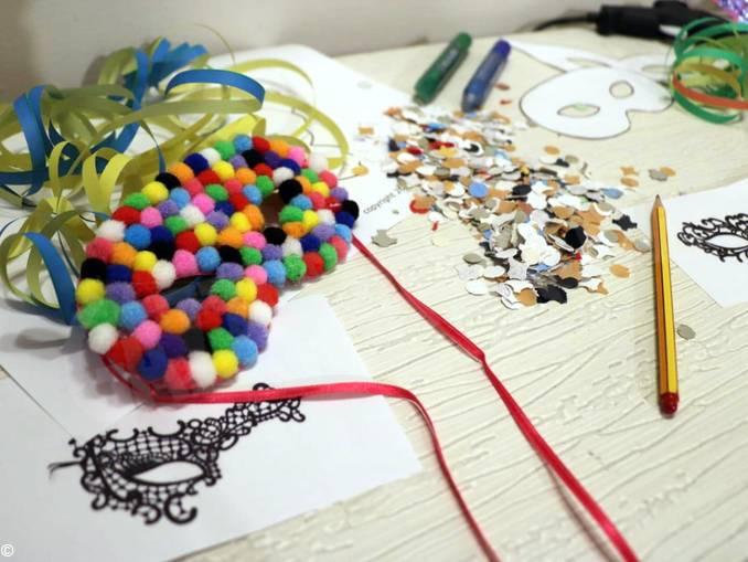 bookeria creatività carnevale
