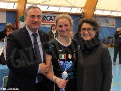 Le ragazze della Lorenzoni Bra campionesse di serie A Hockey indoor 1