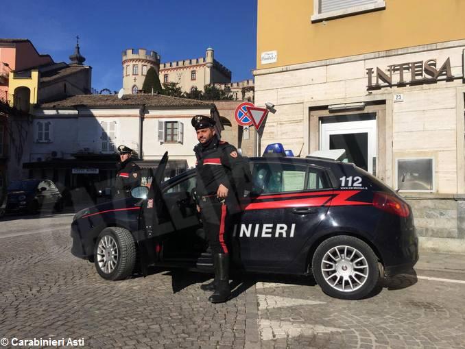 carabinieri asti