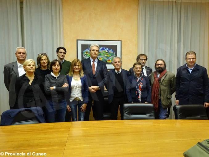 Provincia di Cuneo: Borgna ha assegnato le deleghe ai consiglieri 1