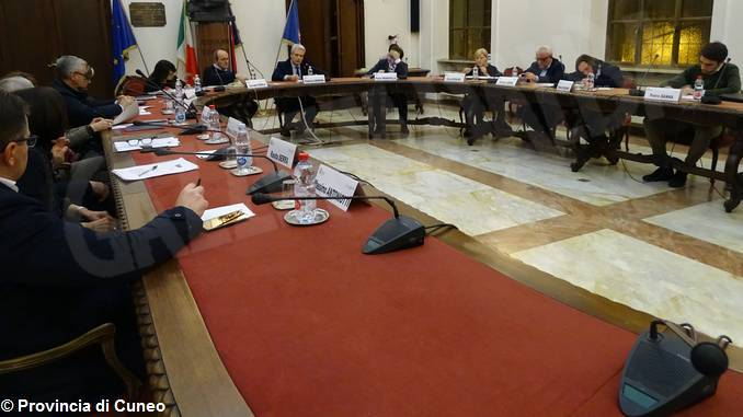 Provincia di Cuneo: Borgna ha assegnato le deleghe ai consiglieri 2