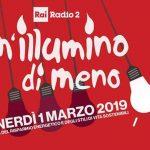 Alba aderisce a M'illumino di meno, venerdì 1° marzo 2019
