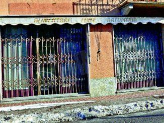 Cessata l'attività per la storica bottega di Melia a San Rocco Cherasca