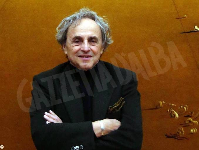 L'arte e il cinema visti da Ugo Nespolo alla mostra della fondazione Ferrero