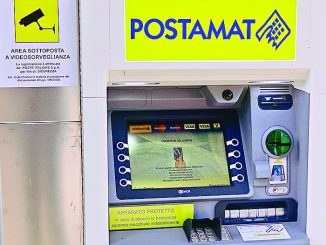 Nei paesi senza uffici postali  in estate arrivano i Postamat?