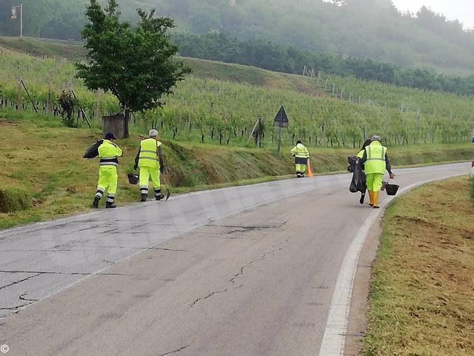 Visita, ama, rispetta: proteggi e pulisci i paesaggi Unesco 1