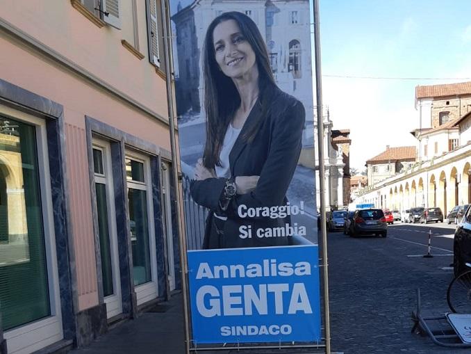 Annalisa Genta Bra
