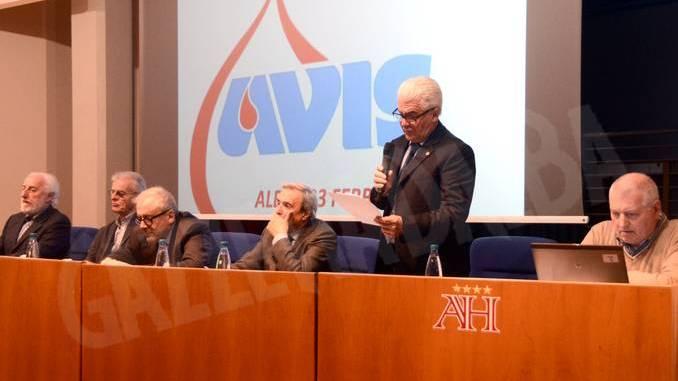Presidenza dell'Avis: Flavio Zunino lascia 3