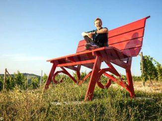Big bench community project assegna due contributi alle località che ospitano le grandi panchine