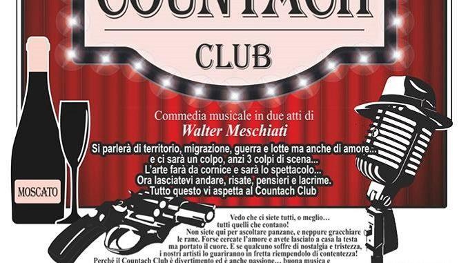 Countach club in scena nel teatro comunale di Cortemilia sabato 23 marzo