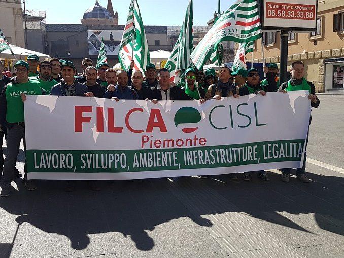 Oggi lo sciopero generale dei lavoratori delle costruzioni  per rilanciare il settore e il Paese 2