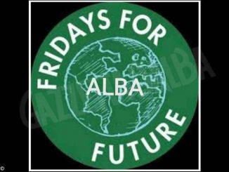 Fridays for future, quasi pronti per la manifestazione di domani ad Alba 1