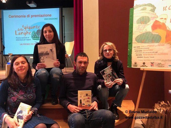 """Stefano Amato ed Emanuela Da Ros vincono il premio nazionale """"Gigante delle Langhe"""" 2"""
