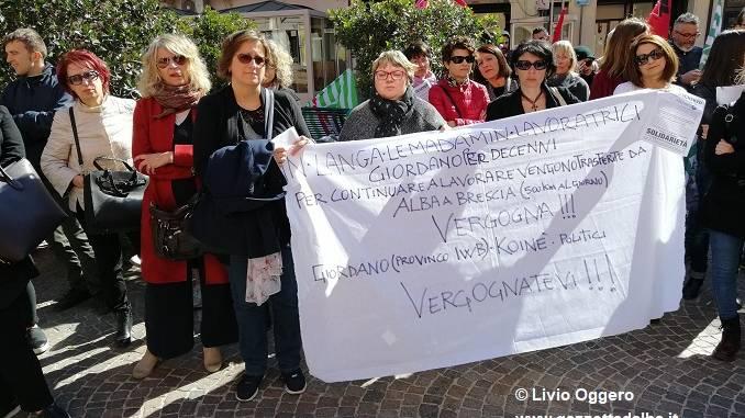 Dalla padella alla brace: i 41 lavoratori della Giordano trasferiti a Brescia e non a Ivrea