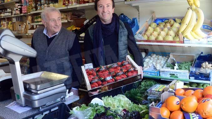 La bottega di Ettore, in corso Piave dal '74