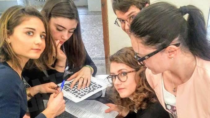 Olimpiadi delle neuroscienze piemontesi, podio regionale tutto femminile con due studentesse di Alba e una di Novara 3