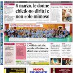 Le notizie principali del numero in edicola il 5 marzo
