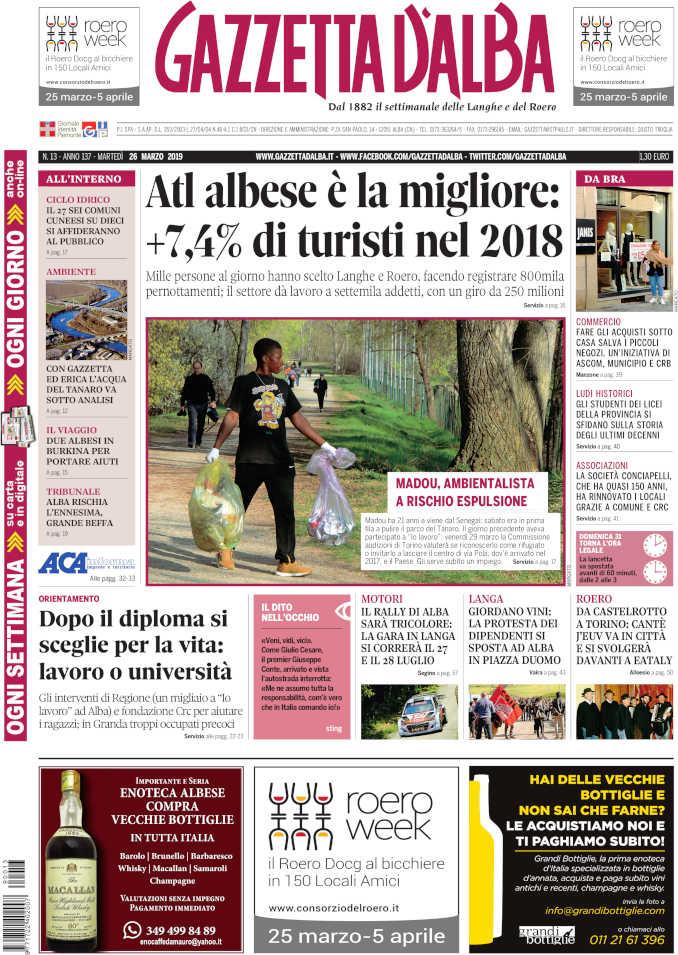 Prima_pagina_Gazzetta_Alba_13-19