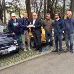 """Alba: record di storiche Fiat 500 in città per """"62 Anni 500 – XIII Edizione"""""""