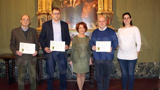 Il sindaco di Alba Maurizio Marello ha ricevuto un riconoscimento il progetto Barachin