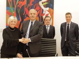 Firmato l'atto di fusione della Fondazione Cr Bra in Fondazione Crc