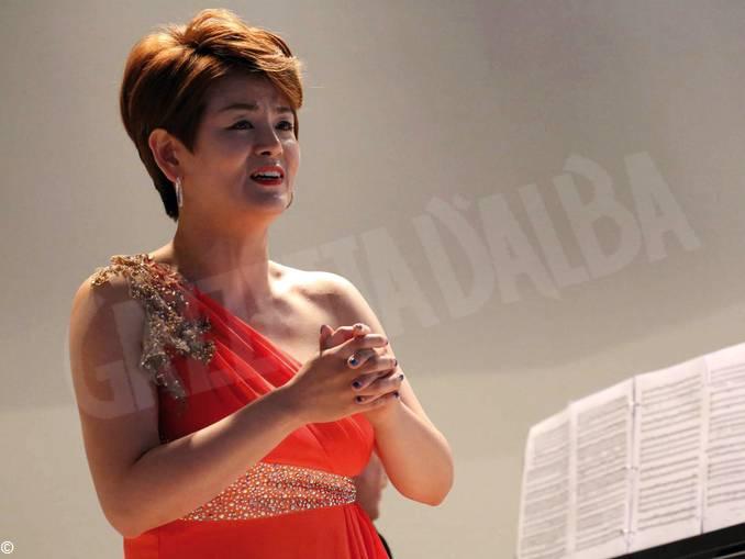 Sung Hee Park Bacco Orfeo