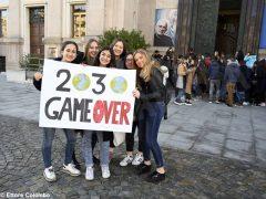 Fridays for future ad Alba, la fotogallery della manifestazione 4