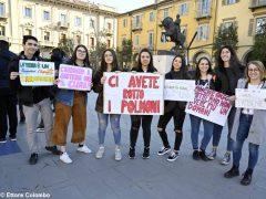 Fridays for future ad Alba, la fotogallery della manifestazione 6