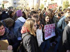 Fridays for future ad Alba, la fotogallery della manifestazione 11