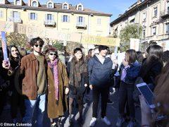 Fridays for future ad Alba, la fotogallery della manifestazione 12
