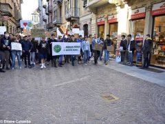 Fridays for future ad Alba, la fotogallery della manifestazione 14