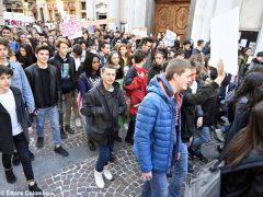 Fridays for future ad Alba, la fotogallery della manifestazione 20