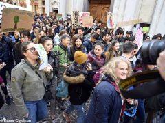 Fridays for future ad Alba, la fotogallery della manifestazione 22