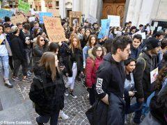 Fridays for future ad Alba, la fotogallery della manifestazione 25