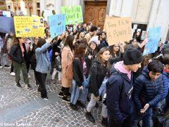 Fridays for future ad Alba, la fotogallery della manifestazione 26