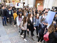 Fridays for future ad Alba, la fotogallery della manifestazione 27